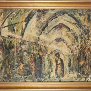 Khosrow, Iranian painting