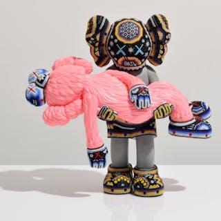 "Rick Wolfryd ""Alteration"" Sculpture (KAWS Inspired) - Rick Wolfryd"