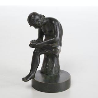 Antonello Gagini (after), Grand Tour bronze