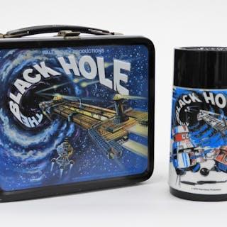 Aladdin The Black Hole Disney Lunch Box & Thermos