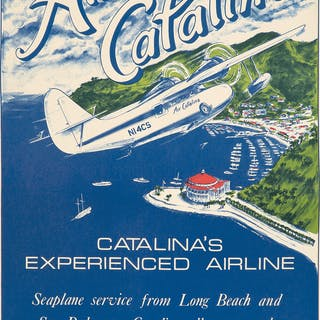 Air Catalina. 1973.