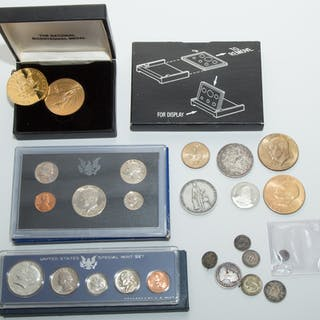 Three Interesting bags of coins