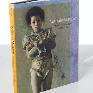 BOOKS: Antonio Mancini 19th C. Italian Master