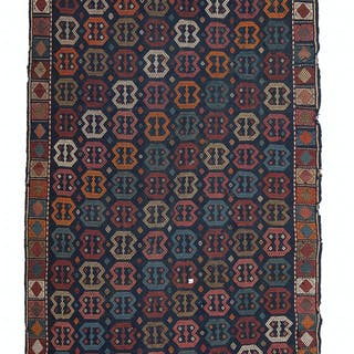 A Persian Kilim Verneh area rug