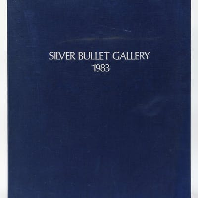 Silver Bullet Gallery Limited Lithograph Portfolio