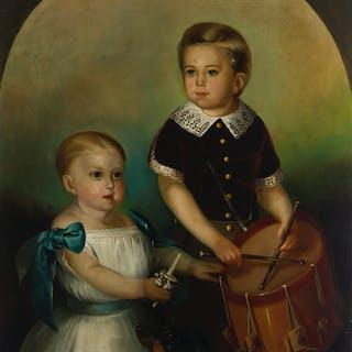 Alessandro E. Mario (19th Century Russian/American)