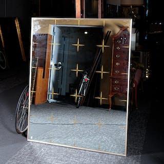 Mid-Century Style Mirror