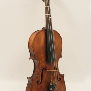 AMERICAN WALNUT VIOLIN