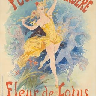 Folies Bergère / Fleur de Lotus. 1893.