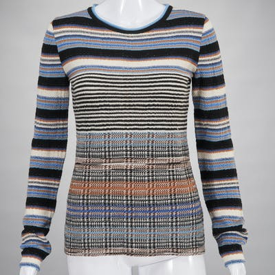 Vintage Missoni stretch knit top