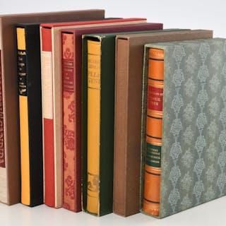 BOOKS: (7) Vols LEC, Plays & Dramas