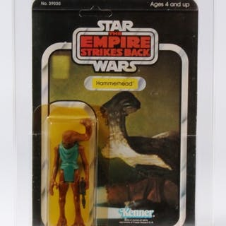 1980 Kenner Star Wars ESB 31 Back Hammerhead 70