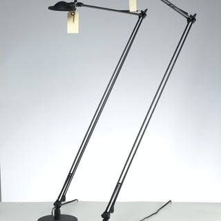Pair Meda & Rizzatto for Luce Plan Berenice lamps