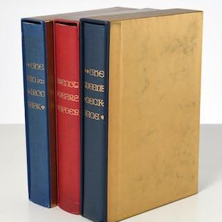 BOOKS: (3) Vols LEC, Alexandre Dumas
