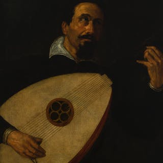 Attributed to Leandro dal Ponte (1557-1622 Italian)