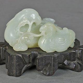 Chinese Jade Phoenix