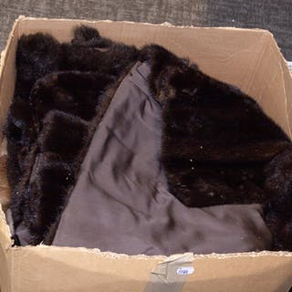 Box of Fur Coats