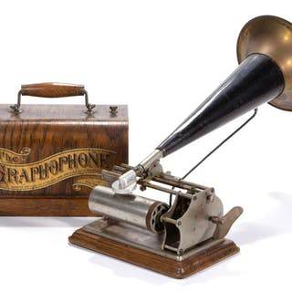 COLUMBIA PHONOGRAPH CO. GRAPHOPHONE