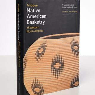 BOOKS: Antique Native American Basketry