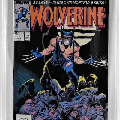 Marvel Comics Wolverine #1 CBCS 9.0