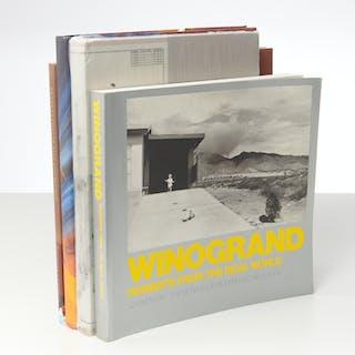 BOOKS: (4) Vols Art incl. Hodgkin, Frankenthaler