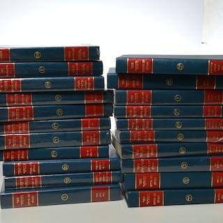 BOOKS: (21) Vols Kabbalah Sefer ha-Zohar