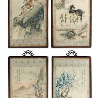 Xianglan Ge (1904-1964 Chinese)