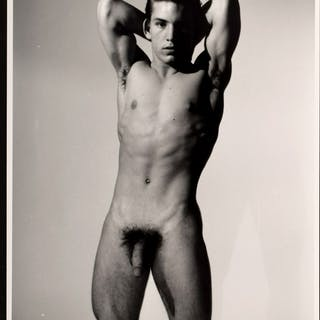 Nude Joe Dallesandro Photo, Bruce Bellas Archives - Bruce Bellas (1909-1974)