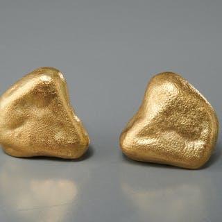 Tiffany & Co. 18k gold clip earrings