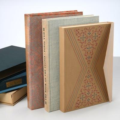 BOOKS: (3) LEC, Koran, Popol Vuh, Confucius