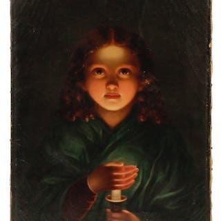 JOHANN MONGELS CULVERHOUSE (NY/NETHERLANDS, 1820/25-1891-95) (ATTRIBUTED)