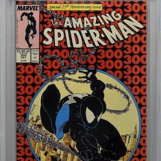 Marvel Comics Amazing Spider-Man #300 CBCS 9.6