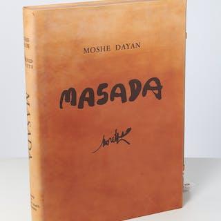 BOOKS: Dayan, Moretti, Masada signed ltd ed