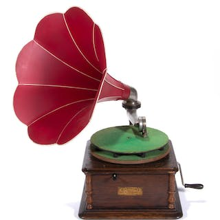 GREAT NORTHERN MFR. CO. HARMONY PHONOGRAPH