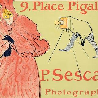 P. Sescau / Photographe. 1896.