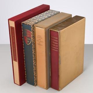 BOOKS: (4) Vols LEC, European history