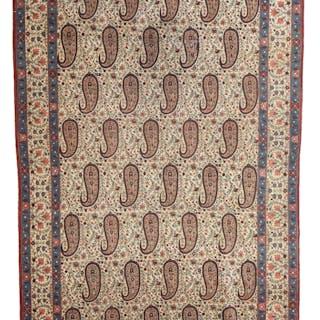 A Ghom rug