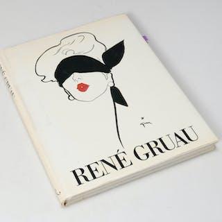 BOOKS: Rene Gruau, signed