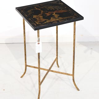 Nice Maison Bauges style occasional table