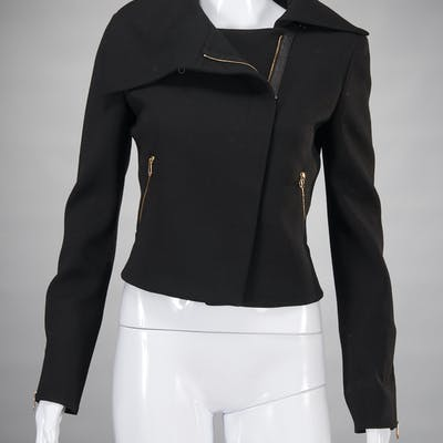 Gianfranco Ferre ladies black jacket