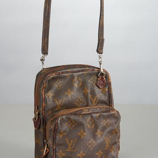 Louis Vuitton monogram mini Amazon crossbody bag
