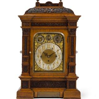A German bracket clock