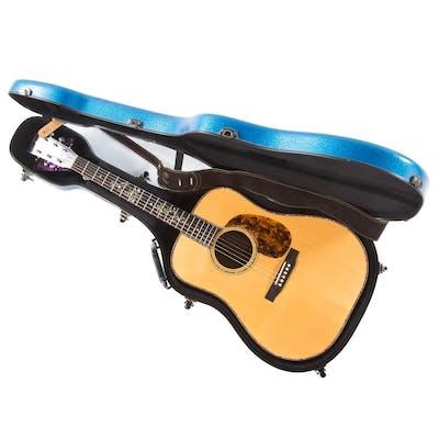 Bob Thompson Custom 6 Sting Acoustic Guitar