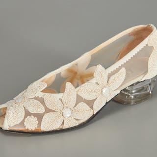 Fernando Pensato LARA floral shoes
