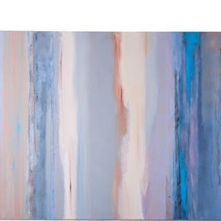 Ina Helrich. Abstract Pastel Stripes