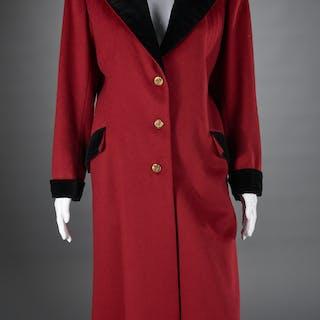 Vintage Yves Saint Laurent ladies coat