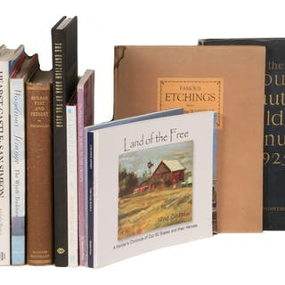 (14) MISC BOOKS ON ART, HISTORY & ASIAN CULTURE