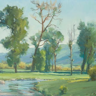 G. Russell Case (b. 1966 Brigham City, UT)