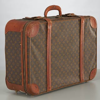 Louis Vuitton monogram suitcase