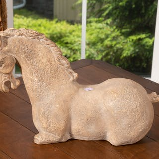 Tang Dynasty-Style Horse